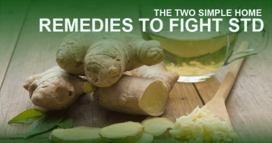 The Two Simple Home Remedies to Fight STDs