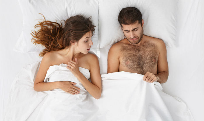 I have difficulty in penetrating during sex. Is this problem due to erectile dysfunction?