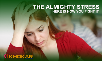 The Almighty Stress – Here is How You Fight It