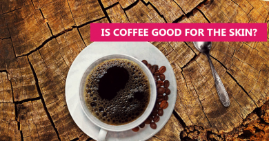 Is coffee good for the skin