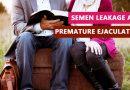 Semen leakage and premature