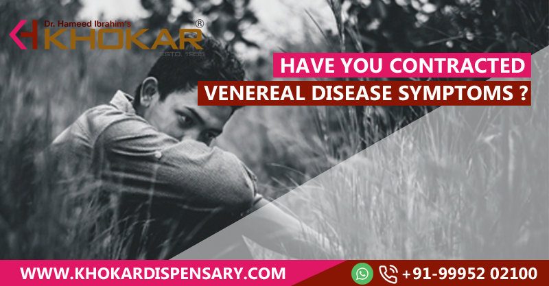 Have you contracted Venereal Disease Symptoms
